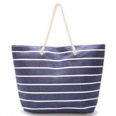 Bellugio Trendy plážovka Jennifer, modrá