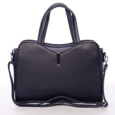 Silvia Rosa Elegantní dámská kabelka do ruky Beth, modrá