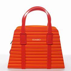 IOAMO Hravá dámská italská kabelka Damasceno IOAMO