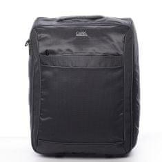 Roncato Cestovní kufr na kolečkách Eladio Roncato černý