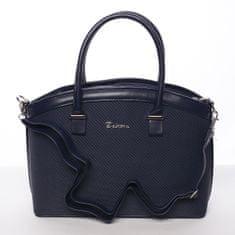 Delami Luxusná kabelka do ruky Monique, modrá