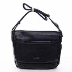 Bellugio Pánská koženková taška Ctirad černá