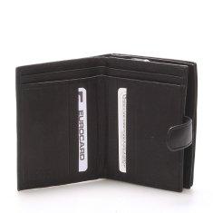 Delami Dámská kožená peněženka DELAMI, Crossroad černá