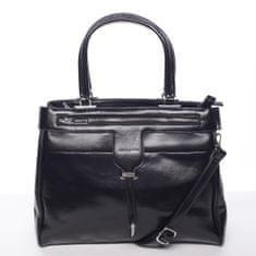 Silvia Rosa Dámská kabelka do ruky Tamara, černá