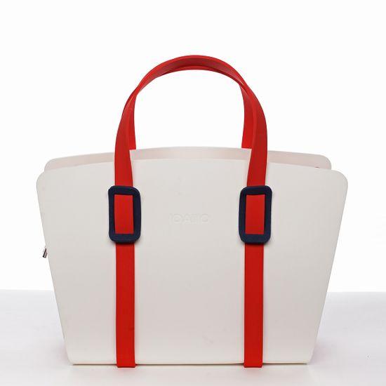 IOAMO Okouzlující italská dámská kabelka Fabrizio IOAMO