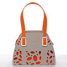IOAMO Kouzelná dámská italská kabelka Macario IOAMO