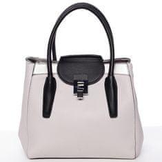 Tommasini Elegantní kabelka do ruky Alana, oříšková