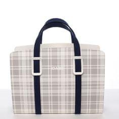 IOAMO Fascinující dámská italská kabelka Ottaviano IOAMO