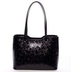Annie Claire Krásná dámská kabelka Elen, černá