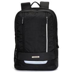 Travel plus Studentský cestovní batoh Travel plus, černý