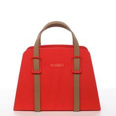 IOAMO Impulsivní dámská italská kabelka Zosimo IOAMO
