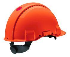 3M Bezpečnostná pracovní přilba G3000 oranžová