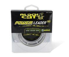 Black Cat šňůra Power Leader 20m 0,70mm 50kg