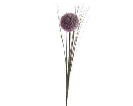 Kaemingk zasneženi luk, vijoličen, 7x66 cm