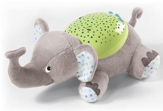 Summer Infant kámoš na spanie, slon Eddie - rozbalené