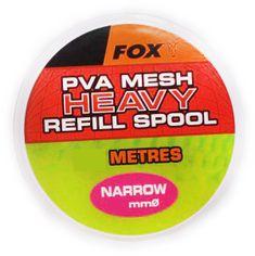 Fox PVA náhradní punčocha hrubá Heavy Mesh Spool Narrow 25mm 10m