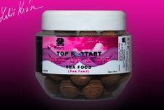 Lk Baits Pop-up Top ReStart Sea Food 14mm 150ml +dip