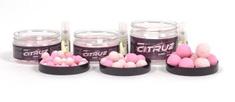 Nash Citruz plovoucí boilies Pop Ups Pink 15mm 75g + 3ml Booster Spray