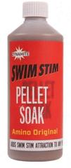Dynamite Baits Tekutý Atraktant Pellet Soak Swim Stim Amino Original 500 ml