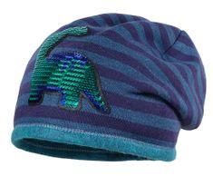 Maximo dwustronna czapka chłopięca