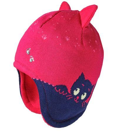 Maximo dekliška kapa, muca, 47, roza