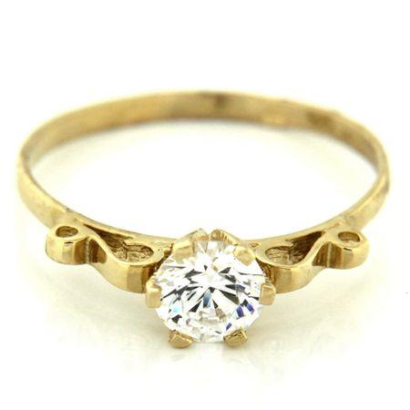 Amiatex Arany gyűrű 13498, 51, 1.55 G