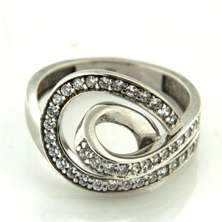 Amiatex Arany gyűrű 13519, 55, 6.05 G