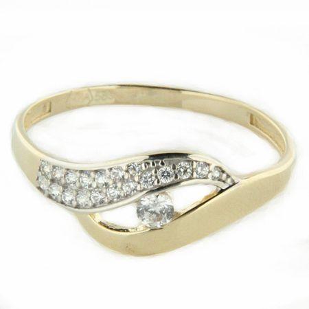 Arany gyűrű 15797, 53, 1.45 G