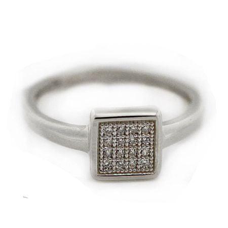 Amiatex Arany gyűrű 15990 + Nőin zokni Sophia 2pack visone, 51, 2 G