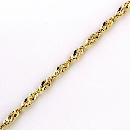 Arany nyaklánc 17287, 19, 1.1 G