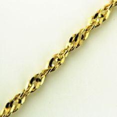 Złoty łańcuszek 25267