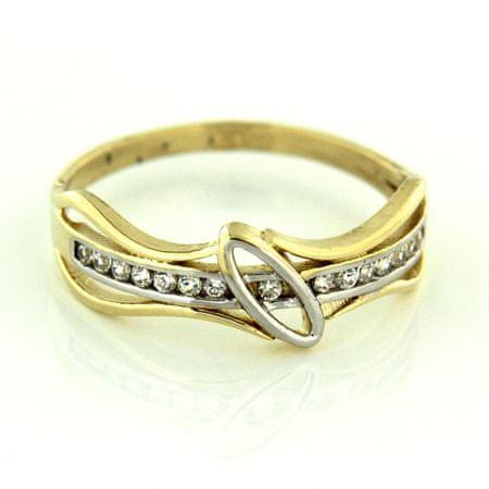 Amiatex Arany gyűrű 25204, 57, 2.2 G