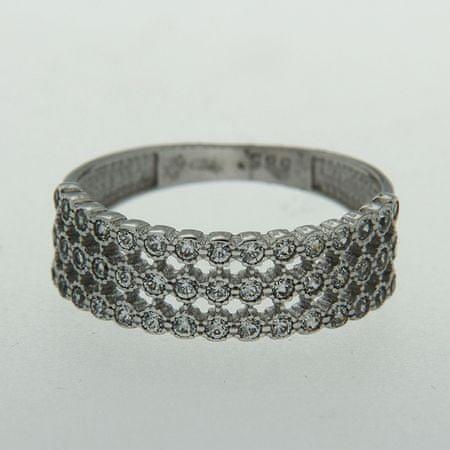 Amiatex Arany gyűrű 25229, 57, 2.25 G