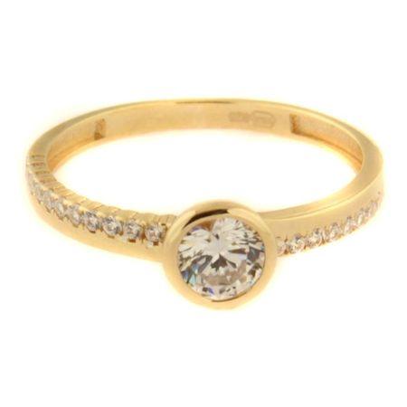 Arany gyűrű 54599, 57, 2.05 G