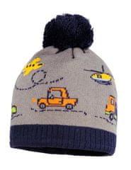 Maximo chlapčenská čiapočka, motív áut