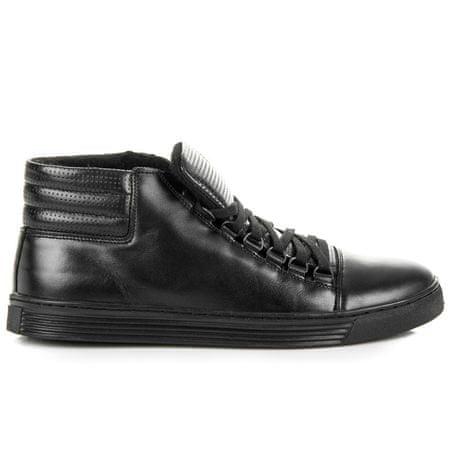 Férfi bokacipő 34745, fekete, 45