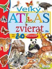 Arredondo Francisco: Veľký atlas zvierat, 4. vydanie