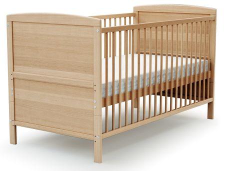 AT4 dětská postel EVOLUTION (2v1) 70 × 140 cm buk