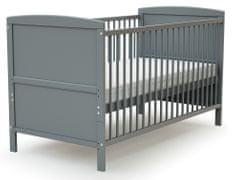 AT4 otroška postelja EVOLUTION (2v1), 70 × 140 cm