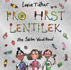 Tidhar Lavie: Pro hrst lentilek - MP3-CD