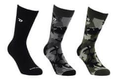Diesel trojité balení pánských ponožek Ray 00SAYJ-0JAWF-E4939