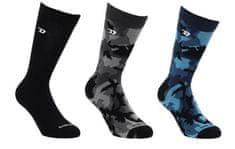Diesel trojité balení pánských ponožek Ray 00SAYJ-0JAWF-E4943