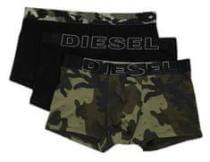 Diesel trojité balenie pánskych boxeriek Damien 00ST3V-0HAVV viacfarebná