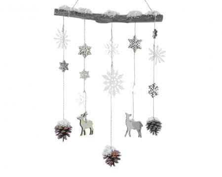 """Kaemingk viseći """"ukras"""" snijega"""