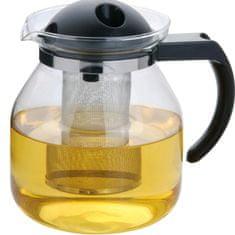 Toro Konvice na čaj 1,5 l se sítkem, víčkem a rukojetí