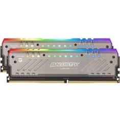 Crucial Ballistix Tracer RGB memorija (RAM), 16GB Kit (2 x 8GB), 3200MHz, DDR4, CL16 (BLT2K8G4D32AET4K)