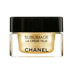 Chanel Regenerujący krem pod oczy Sublimage (Eye ) Cream (Eye ) 15 g
