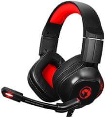 Marvo słuchawki HG8944, czarne (HG8944)