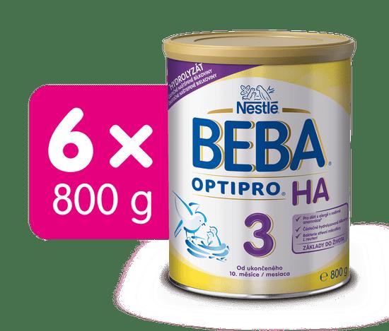 BEBA OPTIPRO HA 3 (6x800 g)