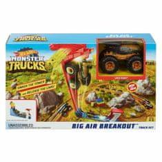Mattel HW Monster Trucks set